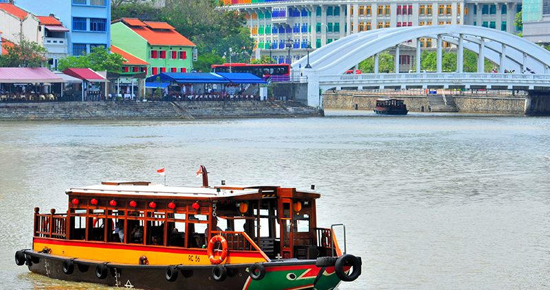 Singapore River Cruise – Singapore River Cruise